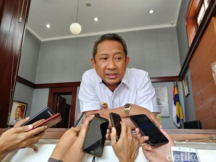 Wakil Wali Kota Bandung Yana Mulyana (Foto: Tri Ispranoto/detikcom)