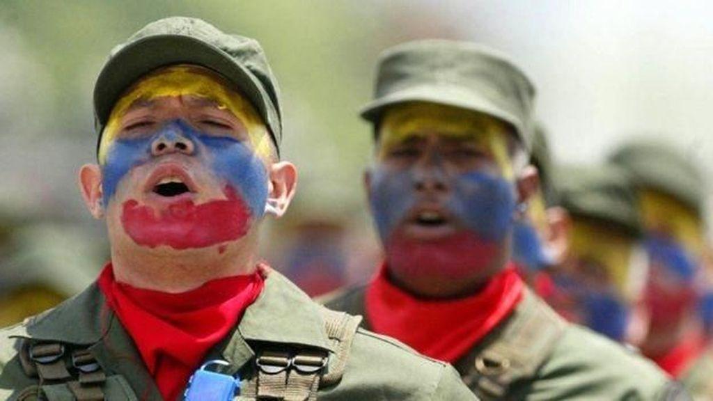 Trump Desak Militer Venezuela Lengserkan Maduro: Bebaskan Negara Anda