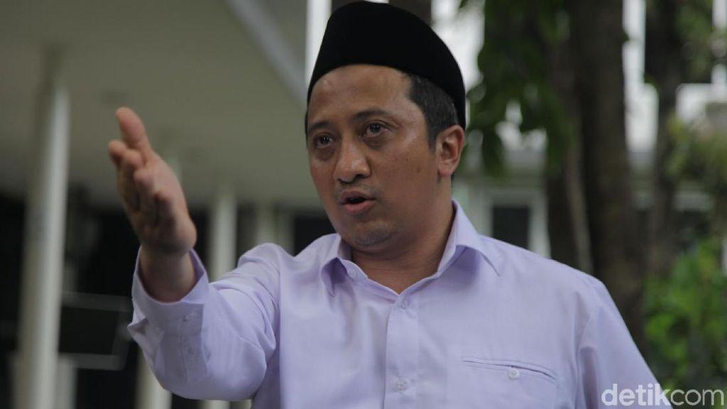 Jadi Khatib di Istiqlal, Yusuf Mansur Bicara Kisah Nabi dan Ekonomi Umat