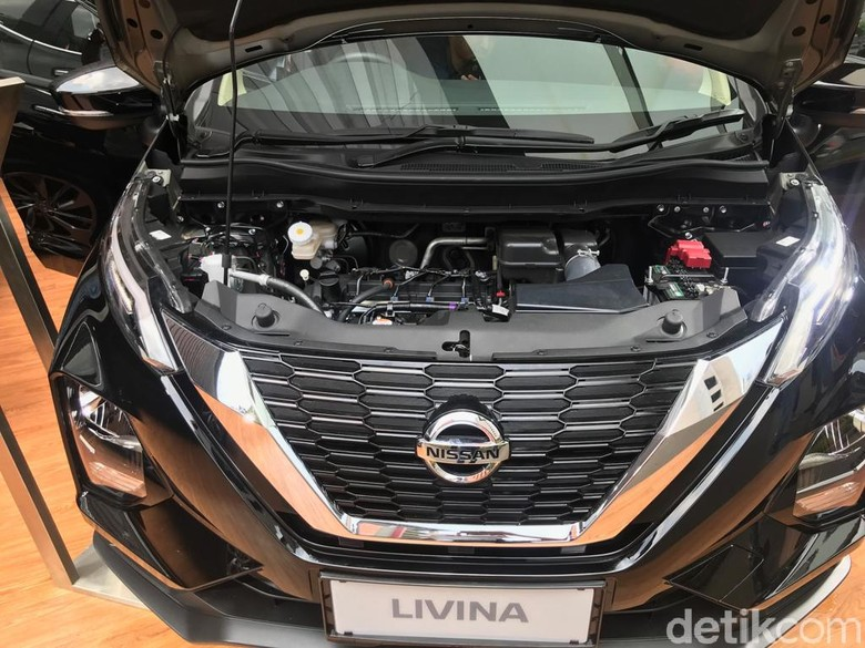 Nissan Livina. Foto: Roby Setiawan