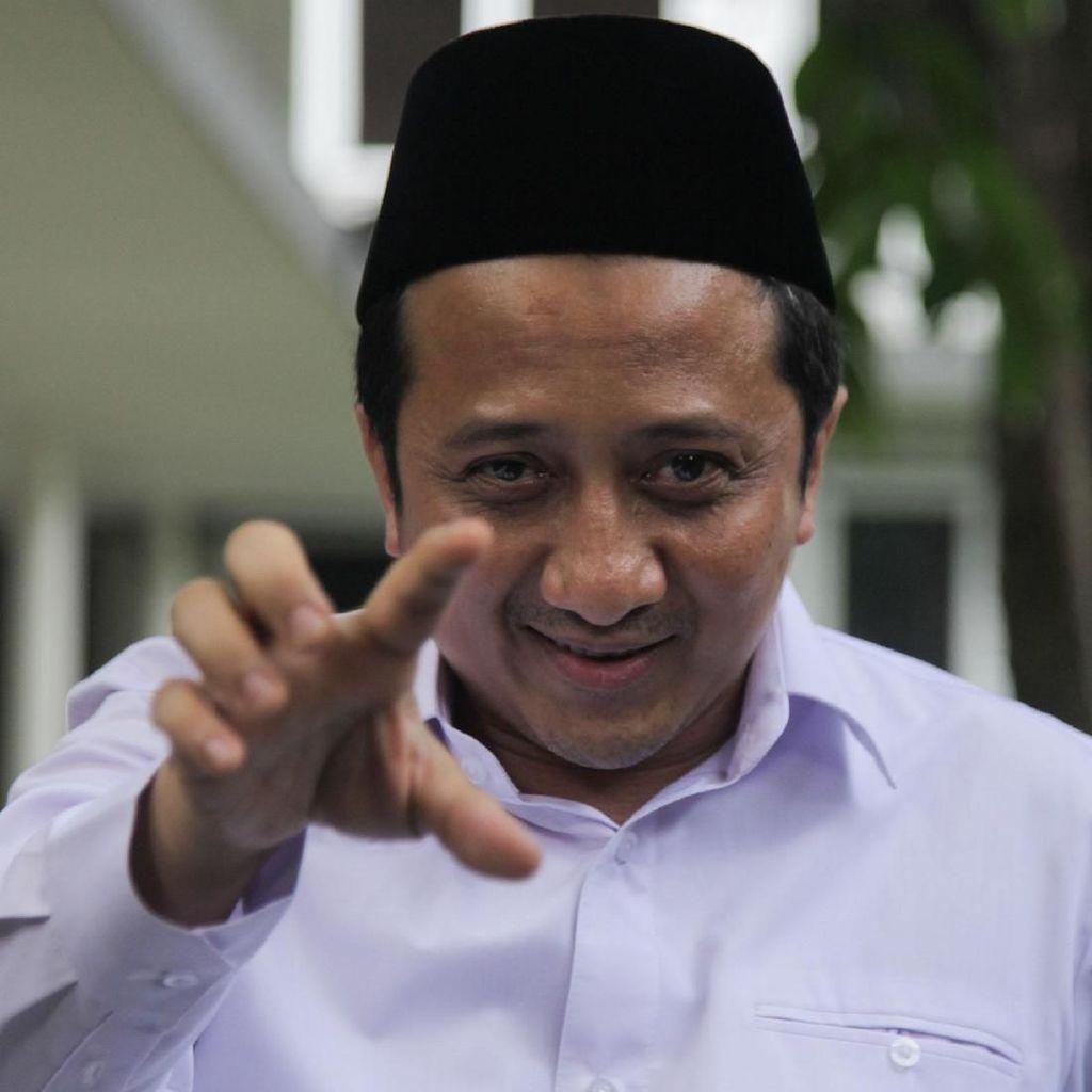 Video Ustaz Yusuf Mansur Bicara Kedekatannya dengan Jokowi
