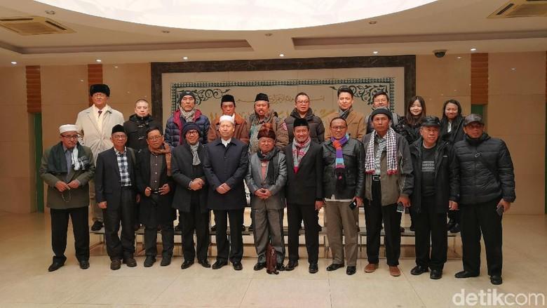 Akan Datangi Muslim Uighur, MUI Silaturahmi ke China Islamic Association