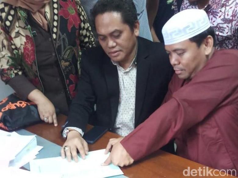 Kasus Video Hina NU, Gus Nur Diserahkan ke Jaksa