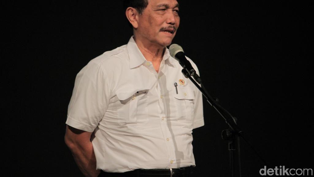 Soal Kepemilikan Lahan Berlebihan, Luhut: Era Jokowi Tak Akan Ada Lagi