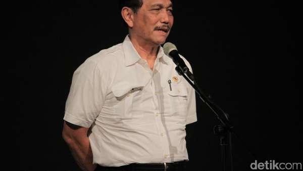 Lahan Prabowo Disoal, BPN: Nggak Tanya HGU Pak Luhut Berapa?