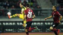 Hasil Liga Jerman: Diimbangi Nuernberg, Dortmund Gagal Jauhi Bayern
