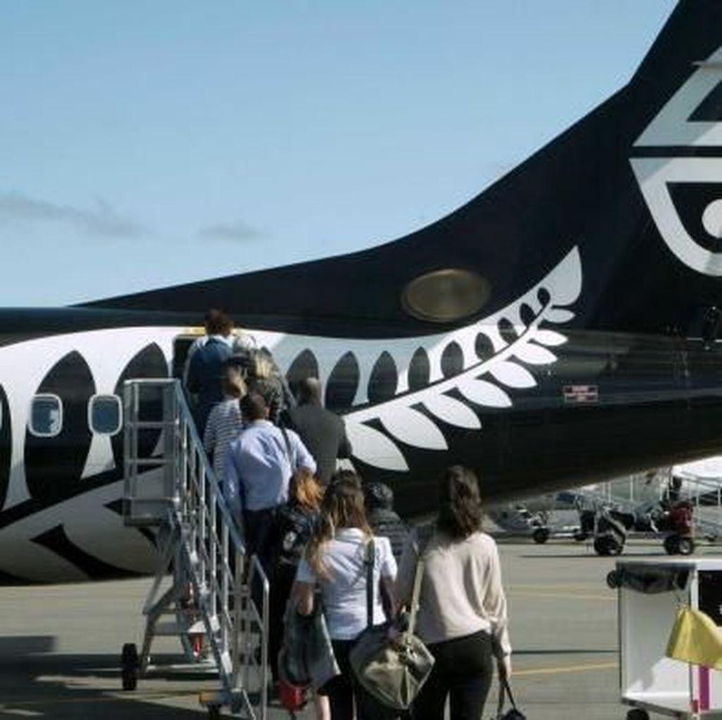 """China Tuduh Selandia Baru """"Menusuk Dari Belakang"""", Turis Mulai Berkurang"""