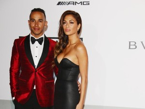 Juri X Factor Ini Jadi Sensasi, Video Intimnya dengan Lewis Hamilton Tersebar