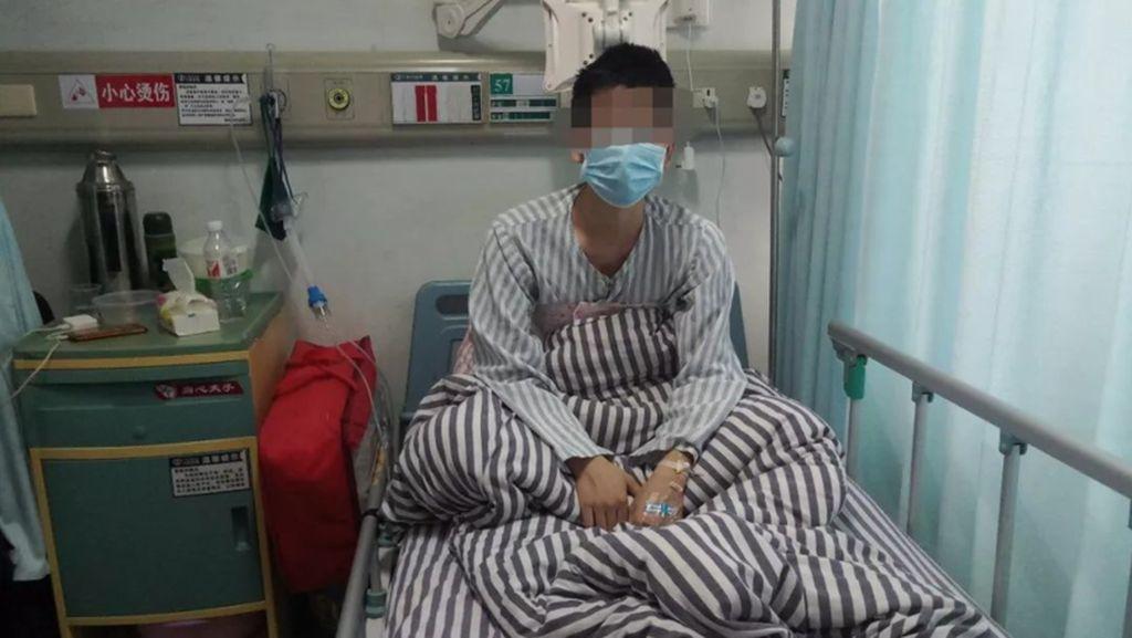 Tertelan Saat Minum, Dokter Temukan Tusuk Gigi di Hati Pria Ini