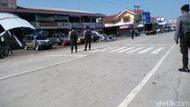 Detik-detik Ledakan di Pasar Sampang Cilacap
