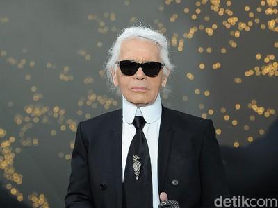 Kenali Kanker Pankreas yang Diidap Designer Chanel Karl Lagerfeld