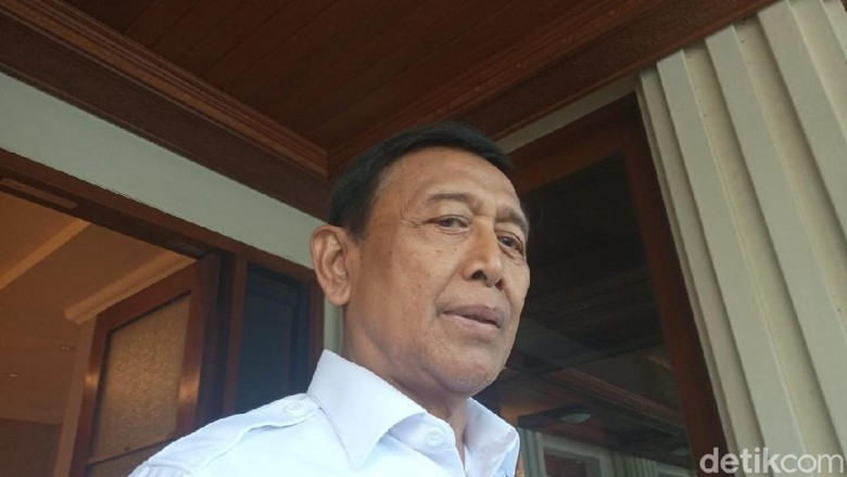 Wiranto: Jokowi Ungkap Lahan karena Prabowo Bilang Bumi Dikuasai Negara