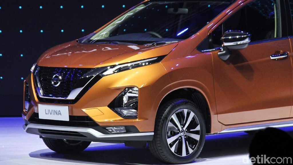 Nissan: Baris Ketiga Livina Tak Lagi Sempit