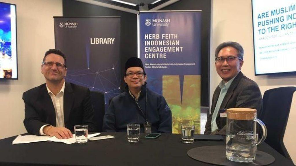 Universitas Monash Australia Bahas Fenomena Ustaz Abdul Somad