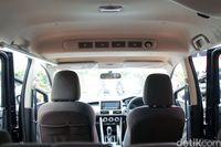 Interior Nissan Livina