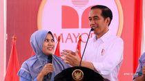 Jawaban Karyawan Ini Bikin Ngakak Jokowi