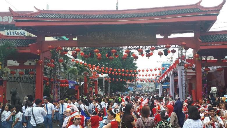Bogor Street Festival 2019 (Farhan/detikTravel)