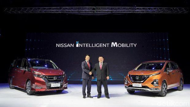Nissan Livina dan Serena model 2019