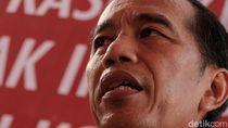 Jokowi Jawab Tudingan Sudirman Said soal Pembelian Saham Freeport