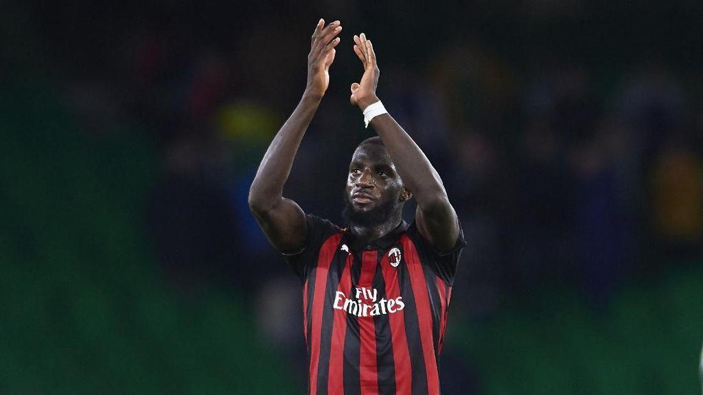 Bakayoko: Lebih Baik di Milan daripada Pulang ke Chelsea