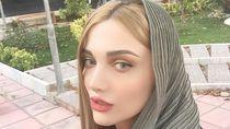 Cantiknya Gitaris Wanita dari Iran yang Dihentikan Polisi Saat Menyanyi
