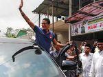 Eks Panglima GAM Bantah Manfaatkan Lahan Prabowo, Sandiaga Santai