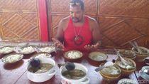 Melihat Langsung Aksi Lahap Si Raja Badok Kudus yang Viral di YouTube