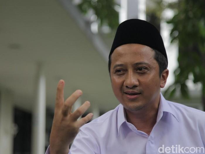 Ustaz Yusuf Mansur bicara kedekatannya dengan Jokowi dan Sandiaga Uno