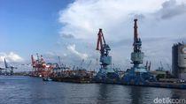 KM Nggapulu Merapat di Pelabuhan Priok, 16 ABK Terindikasi Corona