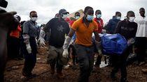 Banjir di Tambang Emas Zimbabwe, 24 Mayat Ditemukan