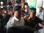 Dikunjungi Sandi, Dhani: Saya Nggak Boleh Bicara Sama Polisi
