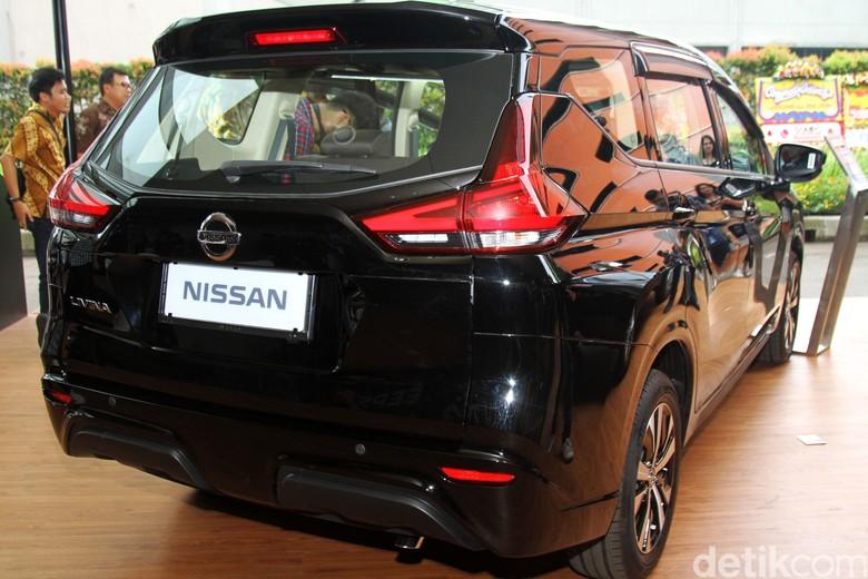 Nissan Livina rasa Xpander. Foto: Rifkianto Nugroho