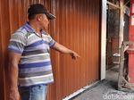 Pasca Terdengar Suara Ledakan, Pasar Sampang Cilacap Kembali Normal