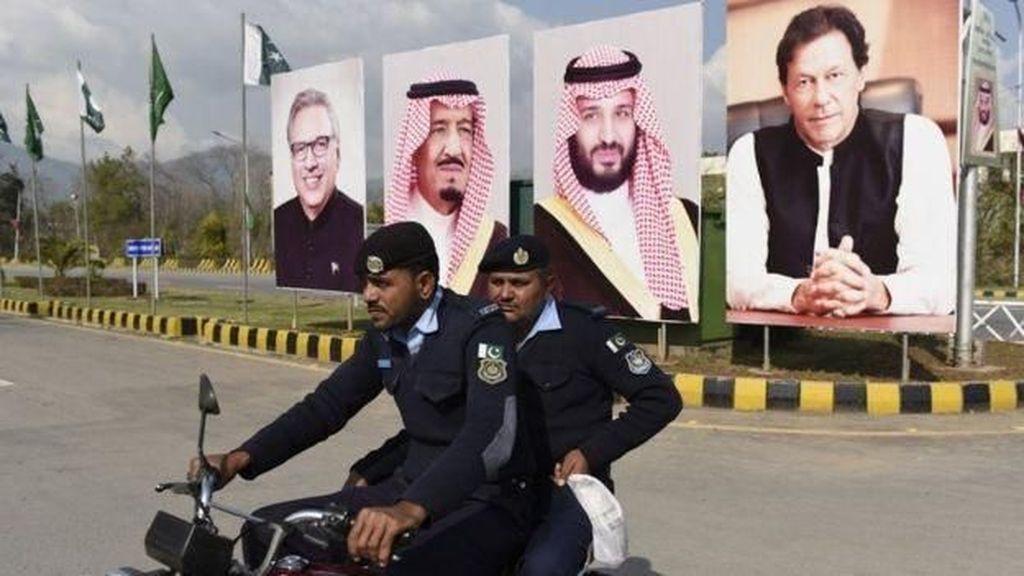 Arab Saudi Disebut Teman Sejati Pakistan Usai MBS Janjikan Investasi