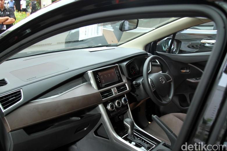 Interior mobil. Foto: Rifkianto Nugroho