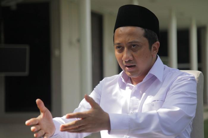 Ustaz Yusuf Mansur (Rifkianto Nugroho/detikcom)