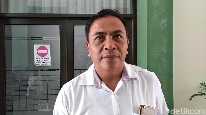 Kepsek SMPN 2 Bandung Agus Deni Syaeful/Foto: Dony Indra Ramadhan