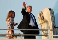 Trump Sebut Segera Teken Perjanjian Dagang dengan Xi Jinping
