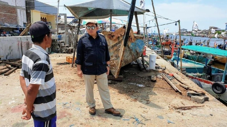 Seperti Jokowi, Fadli Zon Juga Incognito ke Tambak Lorok