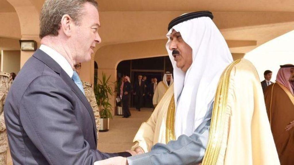 Australia Kirim Senjata Canggih ke Arab Saudi