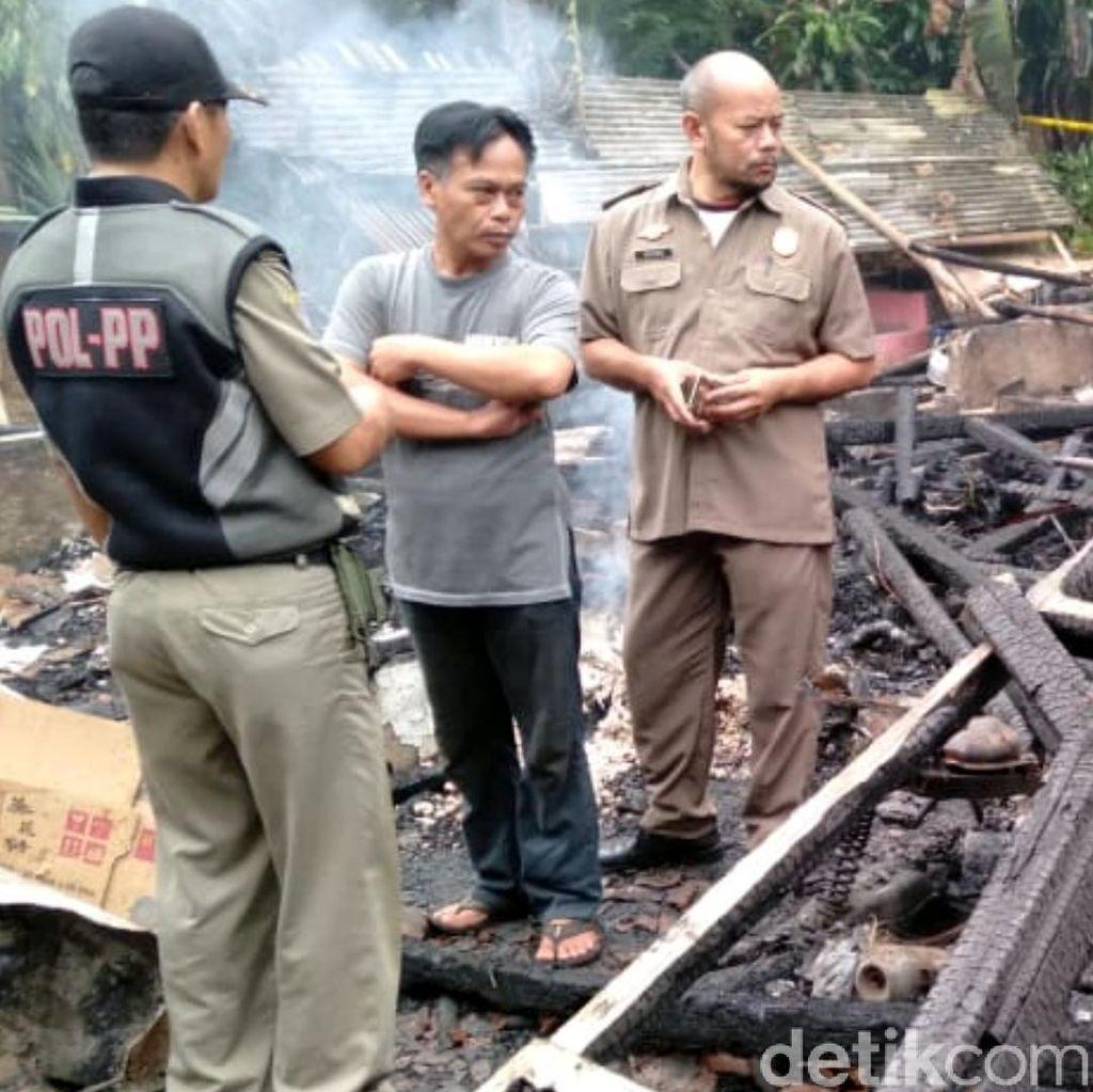 Kesaksian Korban Selamat Kebakaran Dugaan Bunuh Diri Sekeluarga