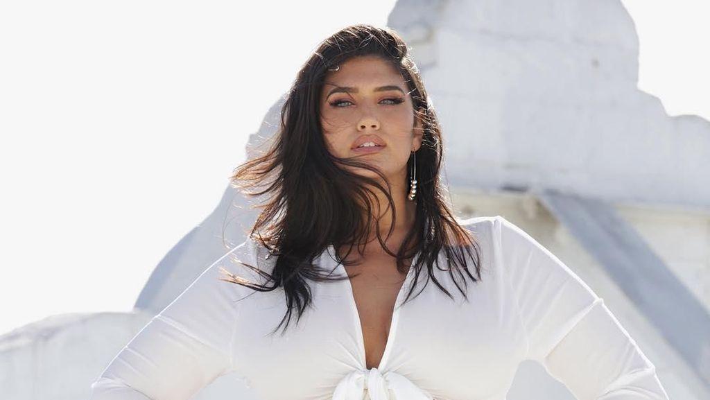 Setelah Gemuk, Wanita Ini Justru Sukses Jadi Model dan Bintang Iklan