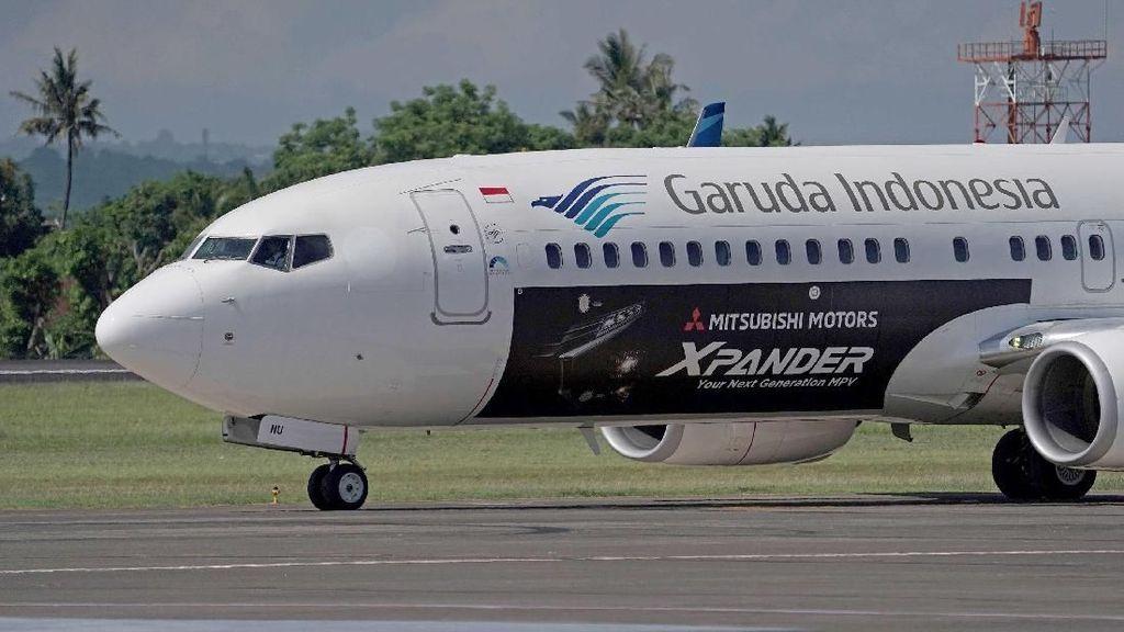 Laporan Keuangan Janggal, Manajemen Garuda Menghadap BEI 30 April