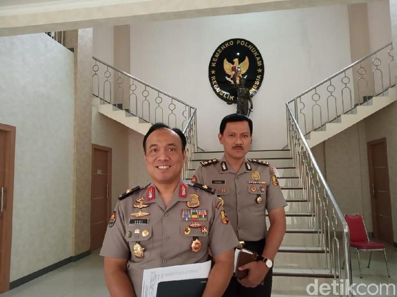 Polri dan Kemenko Polhukam Rapat Bahas Personel Satgas Saber Pungli