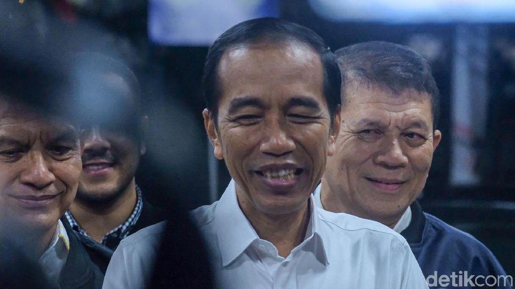 Kampanye di Kalbar, Jokowi Banggakan Kemajuan Pembangunan Perbatasan