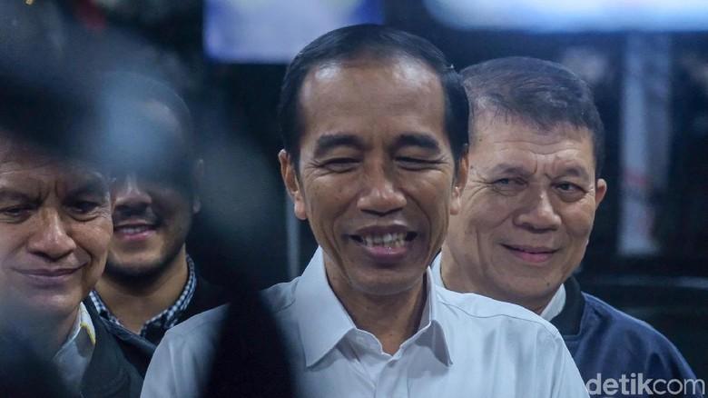 Jokowi Menanti Kembalinya Lahan, dari Kawan Maupun Lawan