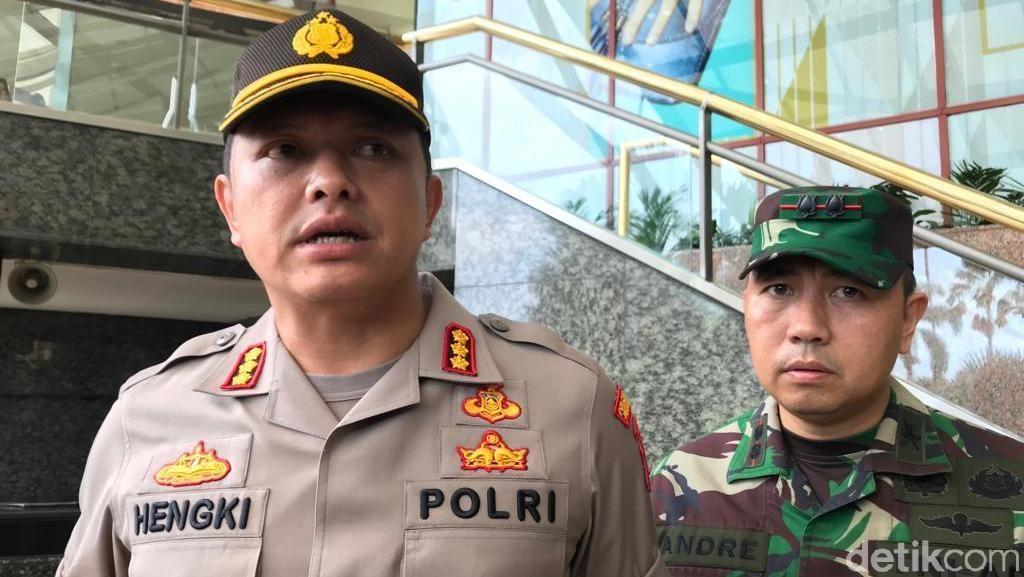 Pilot Ajak Rusuh 22 Mei, Polisi: Kalau Berubah Pikiran di Udara Gimana?