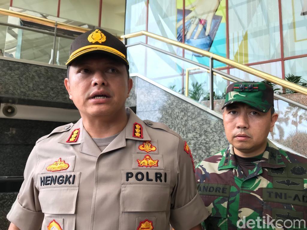 Polisi Temukan Penyebab Ledakan di Mal Taman Anggrek