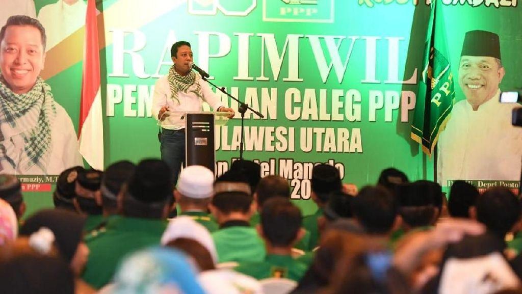 Slogan PPP Sulut di Pemilu 2019: Mari Bung Rebut Kembali