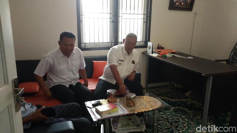 Kutuk Kades Tak Pro Jokowi, Acep Ngaku Bicara Sebagai Tim Pemenangan